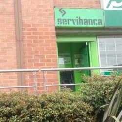 Cajero Servibanca Carrera 33 en Bogotá