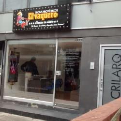 Shows Pirotecnicos El Vaquero en Bogotá