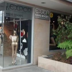 Expor Hans Boodt Mannequins en Bogotá