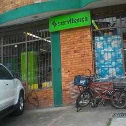 Cajero Servibanca Calle 76  en Bogotá