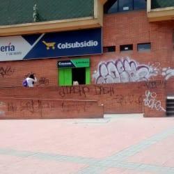Cajero Servibanca Avenida 1 De Mayo en Bogotá