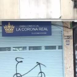 Casa Comercial La Corona Real en Bogotá