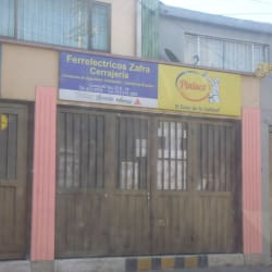 Ferreclectricos Zafra en Bogotá