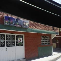 Boogaloo en Bogotá