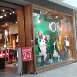 iO - Mall Plaza Egaña en Santiago