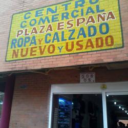 Centro Comercial Parque España en Bogotá