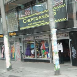 Chepegangas Calle 60 en Bogotá