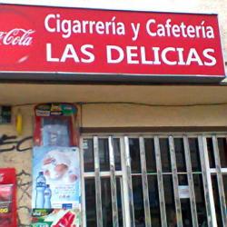 Cigarrería y Cafetería las Delicias en Bogotá