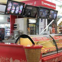 Bresler - Mall Paseo Arauco Estación en Santiago