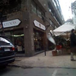 Café Atenas en Santiago