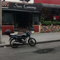 San Gerony en Bogotá