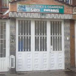 Miscelanea y Cigarreria los Arias en Bogotá