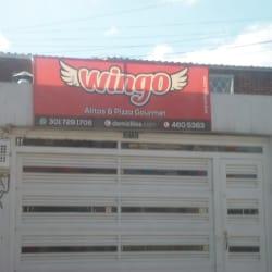 Wingo en Bogotá