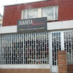 Juanita Jaimes en Bogotá