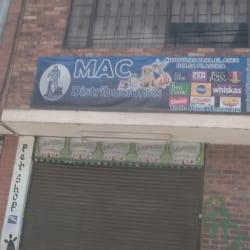 Mac Distribuciones en Bogotá