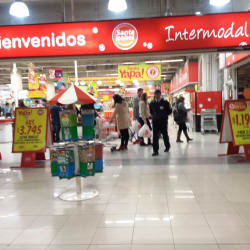 Supermercado Santa Isabel - Intermodal La Cisterna en Santiago
