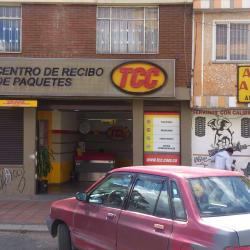 TCC Carrera 70 con 69 en Bogotá