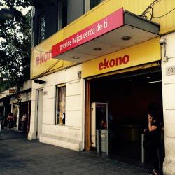 Supermercado Ekono - Av. Providencia / Antonio Bellet en Santiago