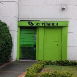 Servibanca Pepe Sierra en Bogotá