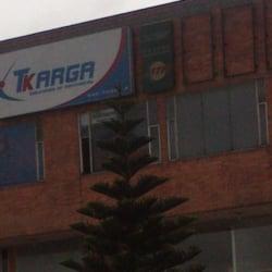 Tkarga en Bogotá