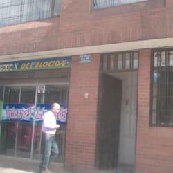 8000K De Velocidad en Bogotá