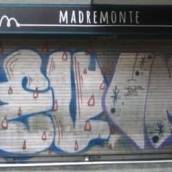 Cafe Madremonte en Santiago