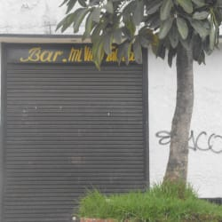 Bar Mi Viejo Tolima en Bogotá
