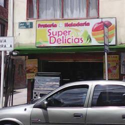 Fruteria y Heladria Super Delicias en Bogotá