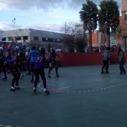 Guarichas Roller Derby en Bogotá