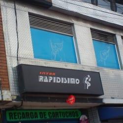 Inter Rapidísimo Transversal 94 con Calle 80 en Bogotá