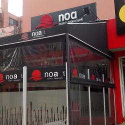 Noa Sushi Teppanyaki en Bogotá