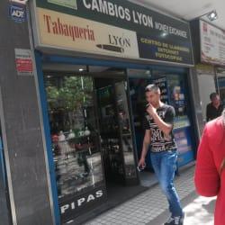 Cambios Lyon en Santiago