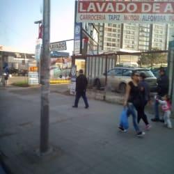 Estacionamiento Providencia en Santiago