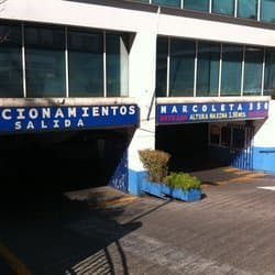 Estacionamientos Ordo en Santiago