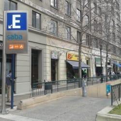 Estacionamientos Paseo Bulnes en Santiago