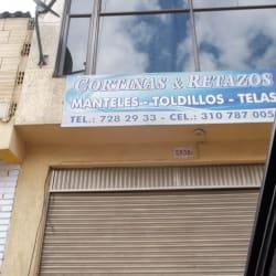 Cortinas Y Retazos en Bogotá
