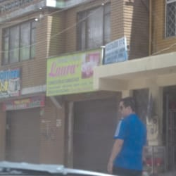 Laura en Bogotá