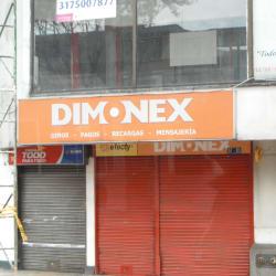 Dimonex Las Rampas en Bogotá