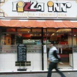 Pizzería Pizza Inn en Santiago