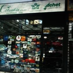 Agencia de Viajes Columbia en Santiago