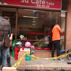 Su Café Tata en Bogotá