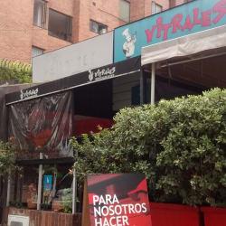 Vitrales Restaurante en Bogotá