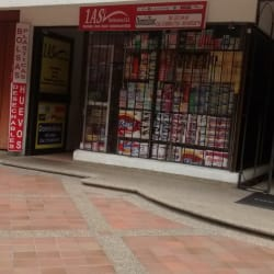 1As Distribuciones en Bogotá