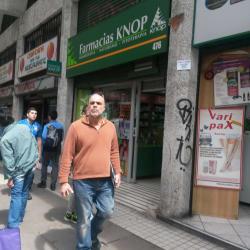 Farmacias Knop - San Antonio en Santiago