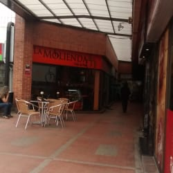 La Molienda Café de Paso en Bogotá