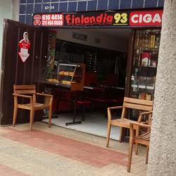 Finlandia 93  en Bogotá