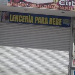 Lenceria para Bebe en Bogotá