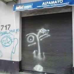 Restaurante Alpamayo en Santiago