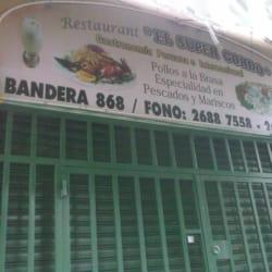 Restaurante El Super Gordo en Santiago