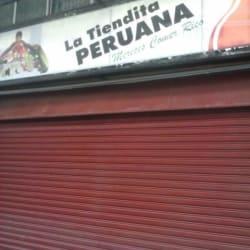 Minimarket La Tiendita Peruana en Santiago
